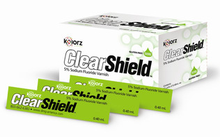 Kolorz ClearShield  DMG - High quality dental materials for dentists